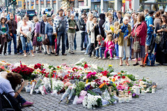 Oslo bomb - The day after