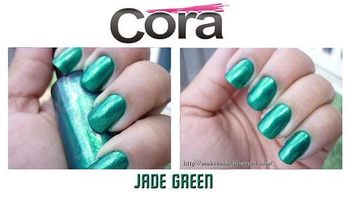 Jade Green - Cora