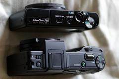 Canon PowerShot S95 vs RICOH GX200