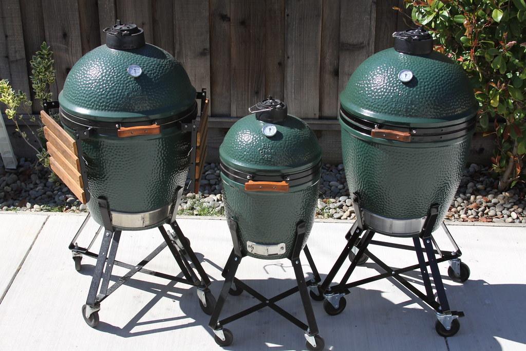 Green egg or offset smoker - The BBQ BRETHREN FORUMS