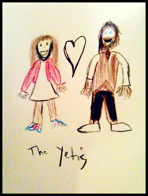 Yeti Love