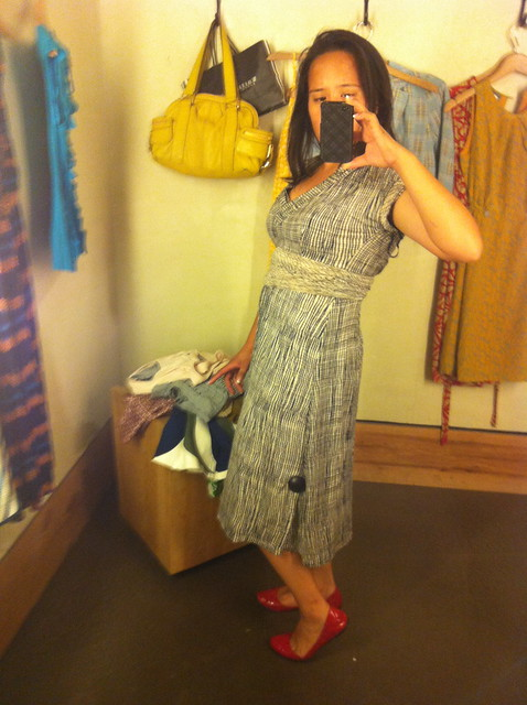FItting Room Reviews: More Dresses - longer length!