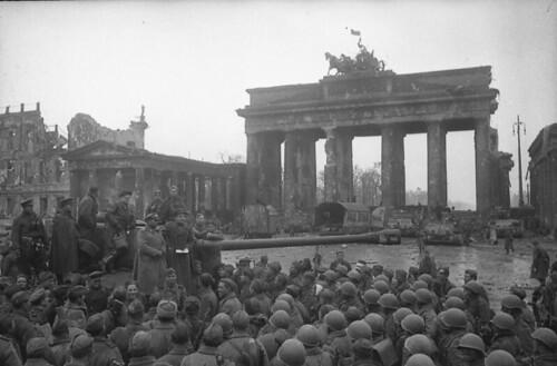 Puerta Brandenburgo
