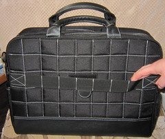 Sumo Professional Laptop Briefcase - back