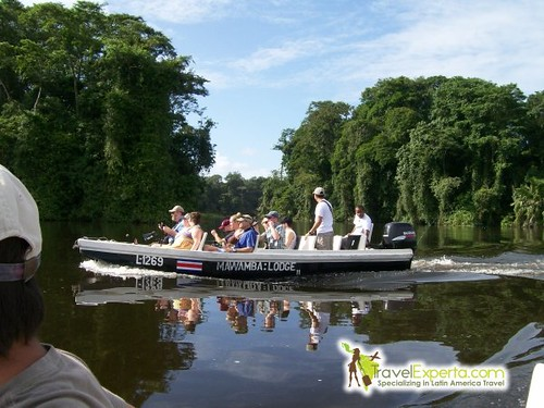 Tour of Tortuguero Park