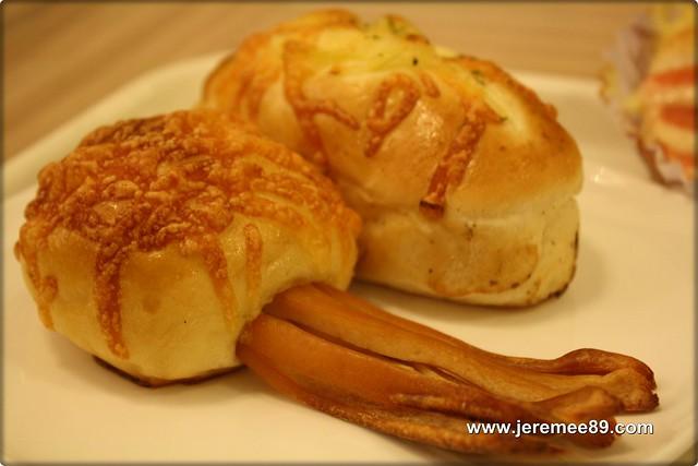 Levain Boulangerie & Patisserie @ Off Jalan Imbi, Kuala Lumpur - Octopus