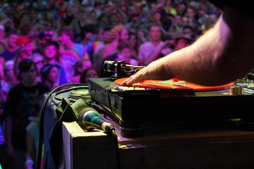 Skratch Bastid - Evolve Festival 2011