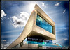 MUSEUM (Derek Hyamson (5 Million views)) Tags: museum liverpool waterfront hdr mersey pierhead mannisland