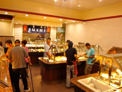 king buffet proves that hollywood is hungry for ayce chinese rh midtownlunch com buffet in los angeles downtown best buffets in los angeles