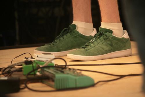 Green Shoes/Green Gear