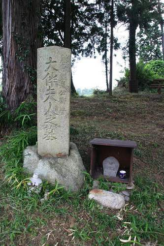 大伴夫人の墓@明日香村-03