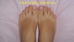Francesinha (Roberta Kelly Damasceno) Tags: nails bianco risque unha revlon renda esmalte francesinha cravingcoral