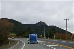 Driving on State Highway 1