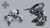KriegsLäufers B3 & B2 (Fredoichi) Tags: robot lego space military walker mecha mak mech dieselpunk fredoichi