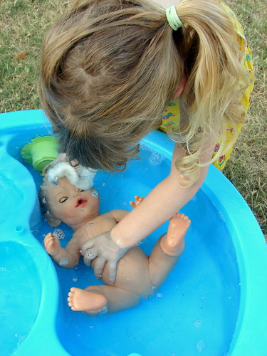 Baby Doll Wash Pic 1