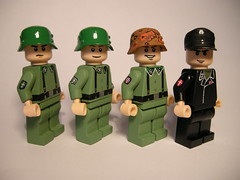 SS volunteers of Scandinavia and Finland LEGO (MR. Jens) Tags: world two norway finland denmark soldier war wiking lego sweden wwii ss ww2 soldiers division scandinavia 5th panzer brickarms