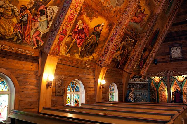 Kyrkan High Chaparral