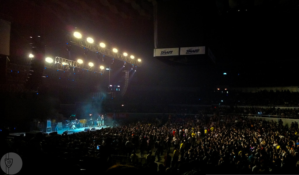 Incubus live in Manila 2011
