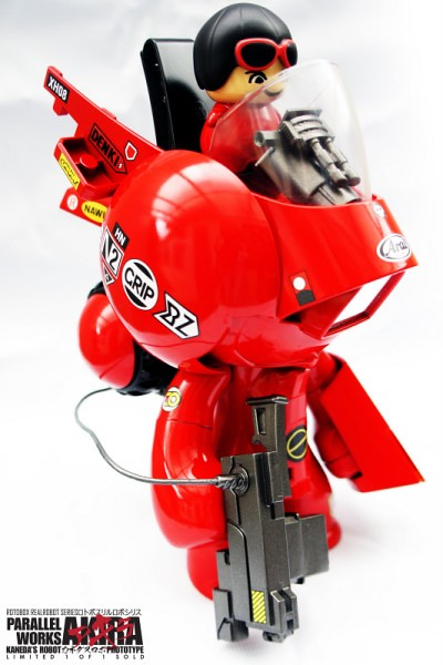 Rotobox Celcius Kaneda Custom