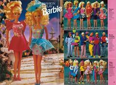 Barbie Journal 1992 (Finnish) (vaniljapulla) Tags: barbie catalogue vintagebarbie skipperfashion barbiefashion barbieaccessories vintageken kenfashion fashionplaybarbie barbiejournal1992 kenaccessories
