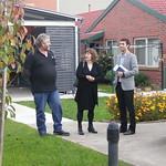 AAMH staff with Footbridge staff
