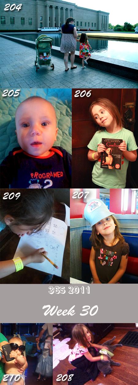 365 2011 Week 30