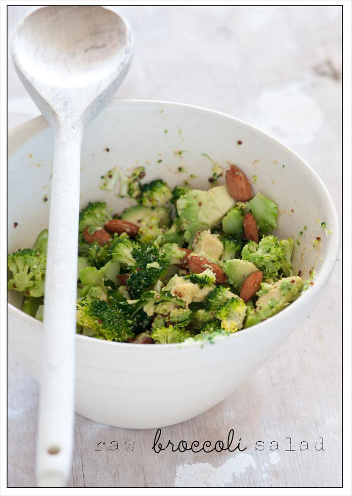 raw broccoli salad7
