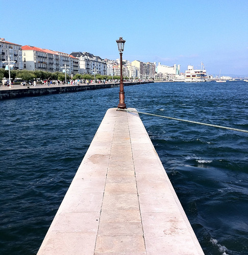 Canonical Santander Port Shot
