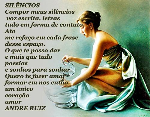 SILÊNCIOS by amigos do poeta