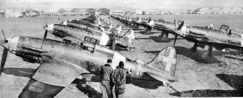 NAVER まとめ「紅の豚」フェラーリン少佐の愛機Macchi M-39