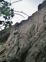 Clare Climbing Box of Rain (5.8)