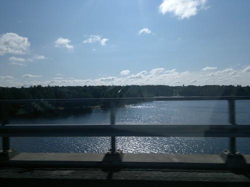 Driving to Jyväskylä