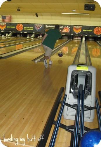 Jared bowling