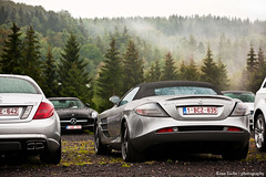 ///AMG Combo (Keno Zache) Tags: auto slr car photography one mercedes 8 automotive 63 ring mclaren formula bild cabrio luxury 70200 cl sls amg roadster nordschleife nrburgring keno sportwagen 400d zache 722s