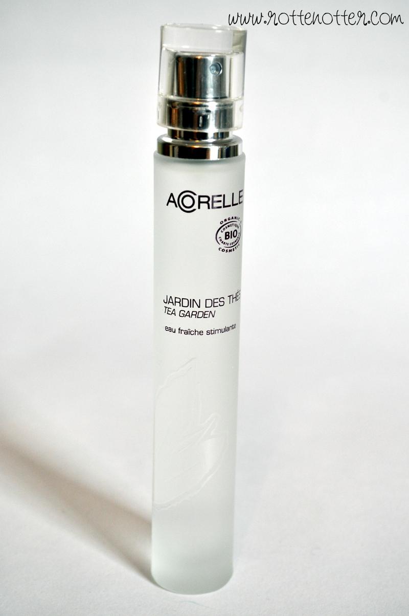 mypure acorelle tea garden body mist perfume