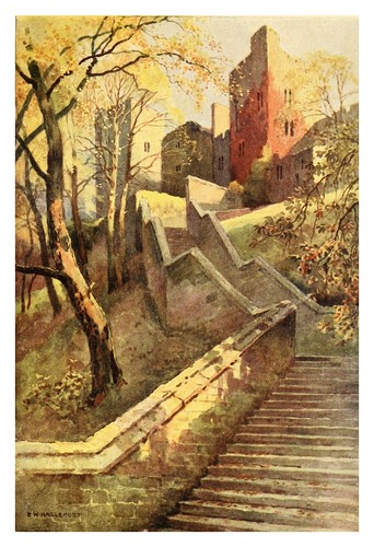 015- Los cien escalones- Windsor castle 1910- Ernest William Haslehust