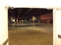 last year's dealer hall