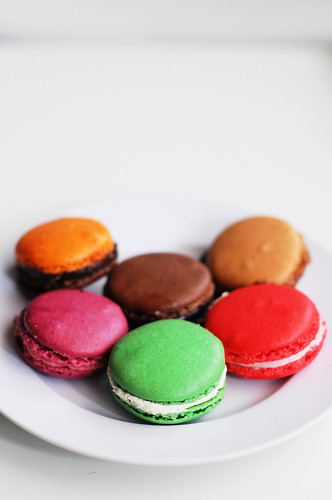 The Macarons of Celebration