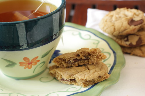 afternoon tea & cookies