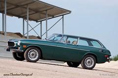 1972 Volvo 1800 ES (ClassicarGarage / Marc Vorgers) Tags: green volvo groen metallic vert marc 1800 es 1972 piet mozes grun metallique vorgers classicargarage