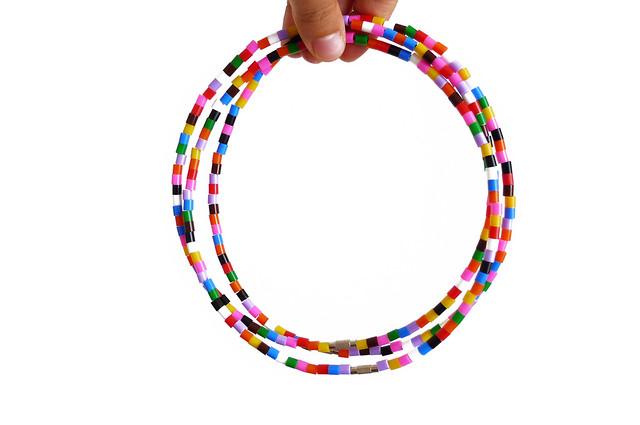 pyssla necklaces