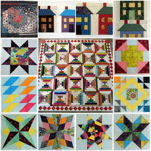 July 2011 Quilting Mosaic