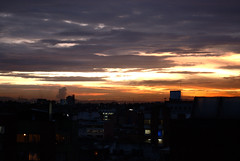 Sunset in my city (Aztlek) Tags: sunset red orange landscape atardecer photography 50mm rojo nikon colombia bogot paisaje nikkor f18 18 naranja 118 fotografa d60 ufraw 18g f118 nikonphotography f18g 118g afsnikkor50mmf18g f118g