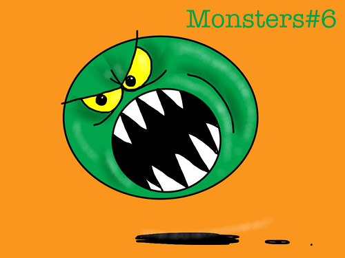 Monsters#6 by killercarrot