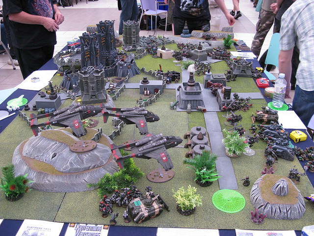 Dunfermline - Assault on Kirrimagus (4)