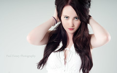(Paul Fessey) Tags: lighting camera girl beautiful studio paul photography nikon flash off d300 fessey