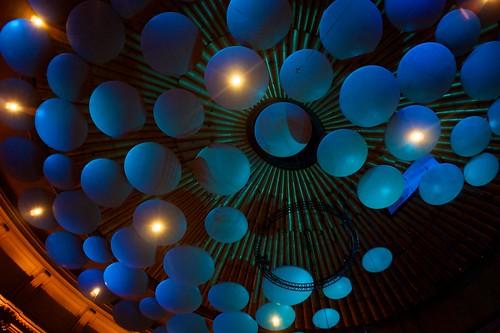 Royal Albert Hall sound discs