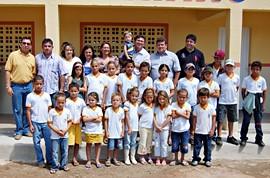 Reforma da Escola Ireno M. de Goes - Sítio Prazeres - Itapetim PE (CAPA) by portaljp
