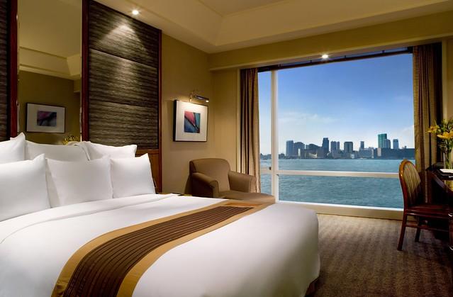 ルネッサンス ハーバービュー ホテル 香港