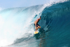 Surfing the waves at Teahupoo, Tahiti. (cookiesound) Tags: trip travel summer vacation holiday travelling tower canon photography surf fotografie surfer tube wave surfing surfboard tahiti canoneos reise waverider bigwavesurfing bigwave travelphotography traveldiary reisefotografie prosurfer teahupoo hugewaves surfphotography reisetagebuch tubesurfing surfingphotography mansurfing cookiesound surfingtahiti nisamaier surfingteahupoo ulrikemaier reisefotography towerteahupoo waversatteahupoo tubesurfer